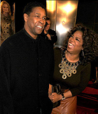 Denzel Washington, Oprah Winfrey
