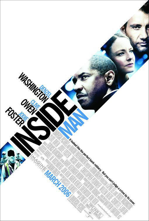 Movie Poster Image for Inside Man