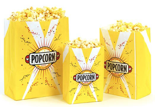 Movie Theater Popcorn Movie Theater Popcorn Bags